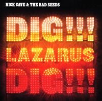 Nick Cave and The Bad Seeds - Dig!!! Lazarus Dig!!! [CD]