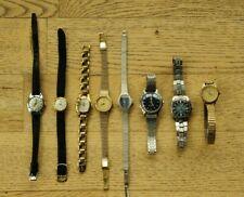 Armbanduhr Uhr alt defekt Fossil Diehl Seiko Arctos Bifora Dugena Grovana Timex