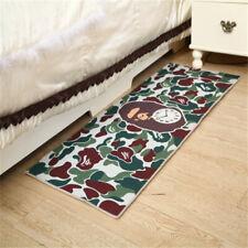 A Bathing Ape Bedroom Living Room Floor Mats BAPE Home Anti-Slip Carpet Door Rug