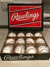 1 Dozen Brand New Rawlings Official League Baseballs