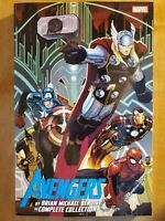 Avengers by Brian Michael Bendis Complete Collection v1  excellent condition