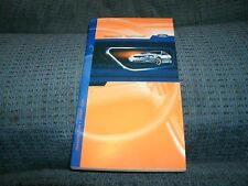 2004 FORD MUSTANG SVT COBRA GT SALEEN OWNERS MANUAL