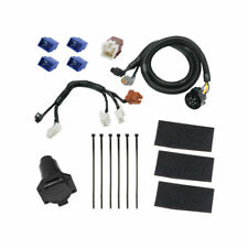 7-Way RV Trailer Wiring Harness Kit For 2014-2019 Nissan Pathfiner Infiniti QX60