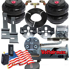 Chassis Tech Towing Air Compressor,Switch Assist Kit R3500 Dodge *Generic Pic