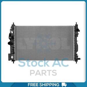 A/C Radiator for Chevrolet Impala, Impala Limited, Malibu / Buick Regal, L... QL