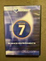 Lifepac Grade 7 Science Experiments DVD Alpha Omega Homeschool Curriculum DVD