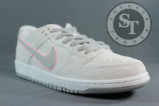 NIKE SB ZOOM DUNK LOW PRO IW ISHOD WAIR 895969-160 WHITE PERFECT PINK SZ: 11.5