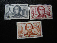 FRANCE - timbre yvert et tellier n° 1210 a 1212 n** (A20) stamp french