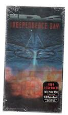 Independence Day VHS vintage 1996 Five Star Collection Will Smith Jeff Goldblum