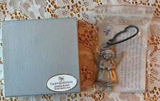 Hampshire Pewter Company Angel Star Ornament Wolfeboro NH NIB NEW