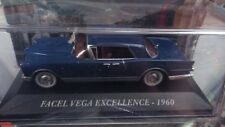 "DIE CAST ""FACEL VEGA EXCELLENCE - 1960"" AUTO FRANCESI SCALA 1/43"