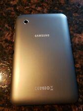 Samsung Galaxy Tab 2 7.0 Inch WiFi Tablet Titanium Silver GT-P3113 8 GB