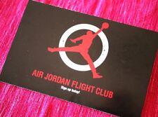 AIR JORDAN COLLECTION 1991 CATALOG & FLIGHT CLUB (NIKE). MINT, BEST Ever at EBAY