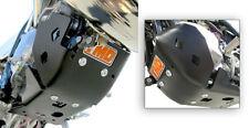 TM Designworks KTMC-253-BK black skid plate for 2017-2019 KTM 250/300 XCW