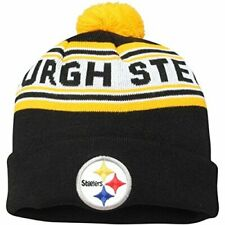 Pittsburgh Steelers Beanie NFL Kids (4-7) Pom Cuff Knit Hat