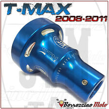 DISTANZIALE MOZZO POSTERIORE MADE ITALY STM ERGAL BLU YAMAHA T-MAX 500 2001 2002
