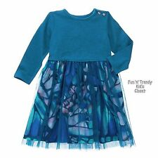 NWT Gymboree BUTTERFLY GARDEN Girls Size 6-12 Months Butterfly Wing Tulle Dress