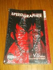 Speed Grapher Volume 1 Manga by Yusuke Kozaki (Paperback, 2009)< 9781427811868