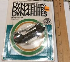 Zee Toys:1975 Dyna-Flites: Chinook Cayuse Helicopter NOS Die Cast Unused.