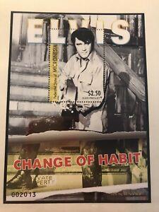 Elvis Presley Postage Stamp Arch Mint Unused Micronesia Nr.B48