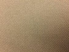 Taupe Marine PVC Vinyl Canvas Waterproof Upholstery Outdoor Fabric - BTY