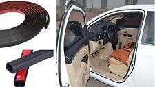 5M  Auto Car Door Seal Strip Anti-dust Wind Sound Rubber Strips B-Type New Type