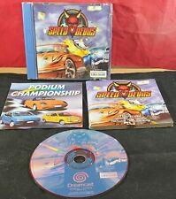 Speed Devils (Sega Dreamcast) VGC