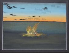 Authentic Australian Indigenous/Aboriginal Painting Art Warrina Designs