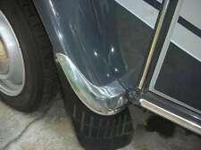 L'AVANT CITROEN 2CV Robri style Gravel Guards Poli Trim aluminium VAC044
