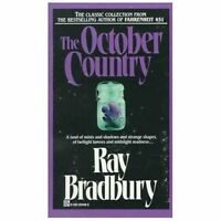 The October Country: By Bradbury, Ray
