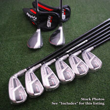 TaylorMade Golf M6 Rescue+Irons Combo Set - Get EXACTLY What You Want and Need