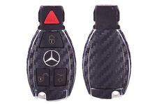 3M Carbon Fiber Wrap for Remote Key Shell  Mercedes Benz E C R CL GL SL CL 08-12