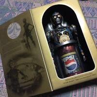 2000 Pepsi Cola x Star Wars C-3PO Sound Botle Cap Novelty Japan Limited