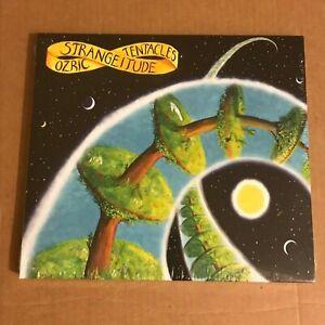 "Ozric Tentacles ""Strangeitude"" CD 2019 Sealed [Erpland Ed Wynne Tantric]"