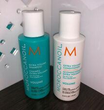 Moroccanoil Extra Volume Shampoo (2.4 Oz.) & Conditioner (2.4 Oz.) Travel Duo