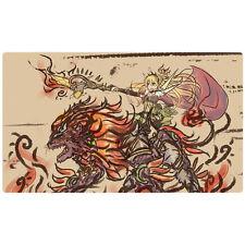 FREE SHIPPING Yugioh Playmat Ritual Beast Ulti Apelio