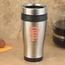San Francisco Giants MLB 16 oz. Stainless Steel Travel Mug Tumbler w/ Lid