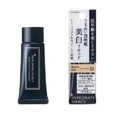 Shiseido Integrate Gracy Whitening Liquid Foundation OC10 new in box