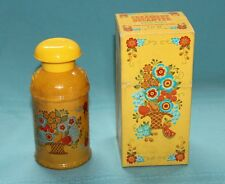 Avon Vintage Creamery Decanter Field Flowers Nib