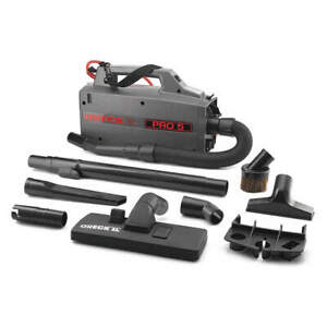 ORECK BB900-DGR Handheld Vacuum,Disposable Bag,64 cfm