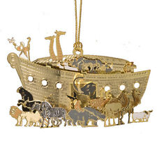 Baldwin Brass/Chemart Christmas Ornament - NOAH'S ARK - #CA-43675