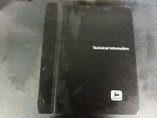 John Deere 444C Loader Technical Manual  TM-1227