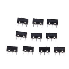 10PCS Authentic OMRON Mouse Micro Switch D2FC-F-7N Mouse Button Fretting BDAU
