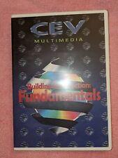 Building Construction: Fundamentals, Dvd, Cev Multimedia, 2003, Instructional