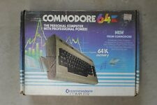Vintage Commodore 64 Computer System w/ Manual and Cords