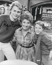 Ryan Cassidy Original In Person Autographed 8X10 Photo - Facts of Life #3