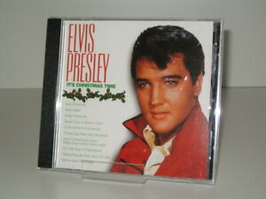 CD Elvis Presley - It's Christmas Time (2007 BMG Special Products USA)