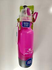 Top Paw Pet Mist N Sip Dual Hydration System Treat Storage ID Holder NEW Pink (B