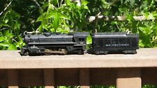 O Scale Gauge MARX NY CENTRAL 666 LOCOMOTIVE & TENDER