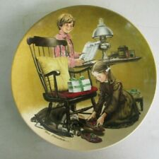 Don Spaulding Collector Plate Father's Day Americana Holidays No Box